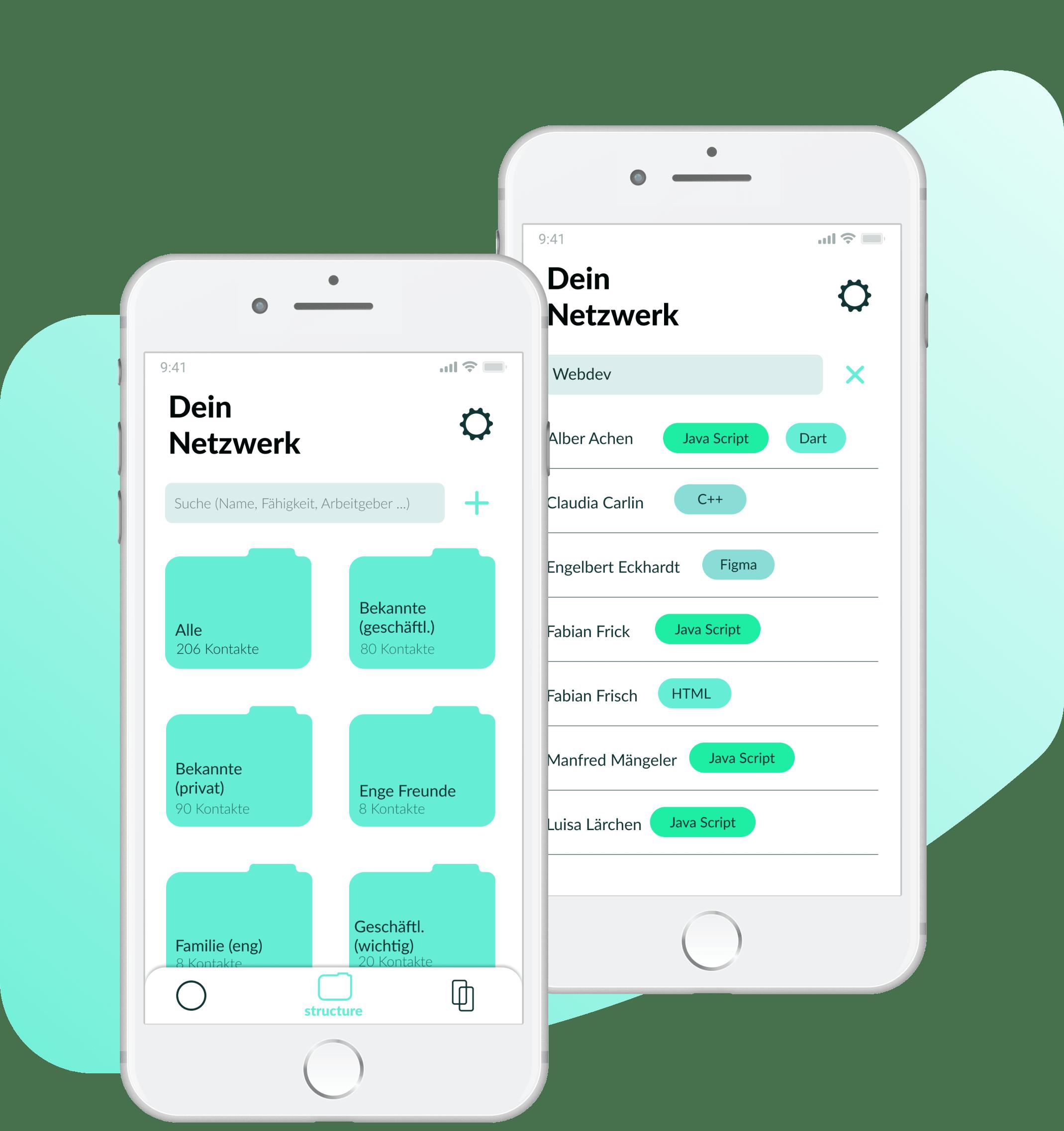 beste Kontaktmanager App