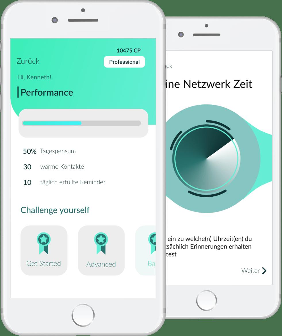 Netzwerkpflege Tool
