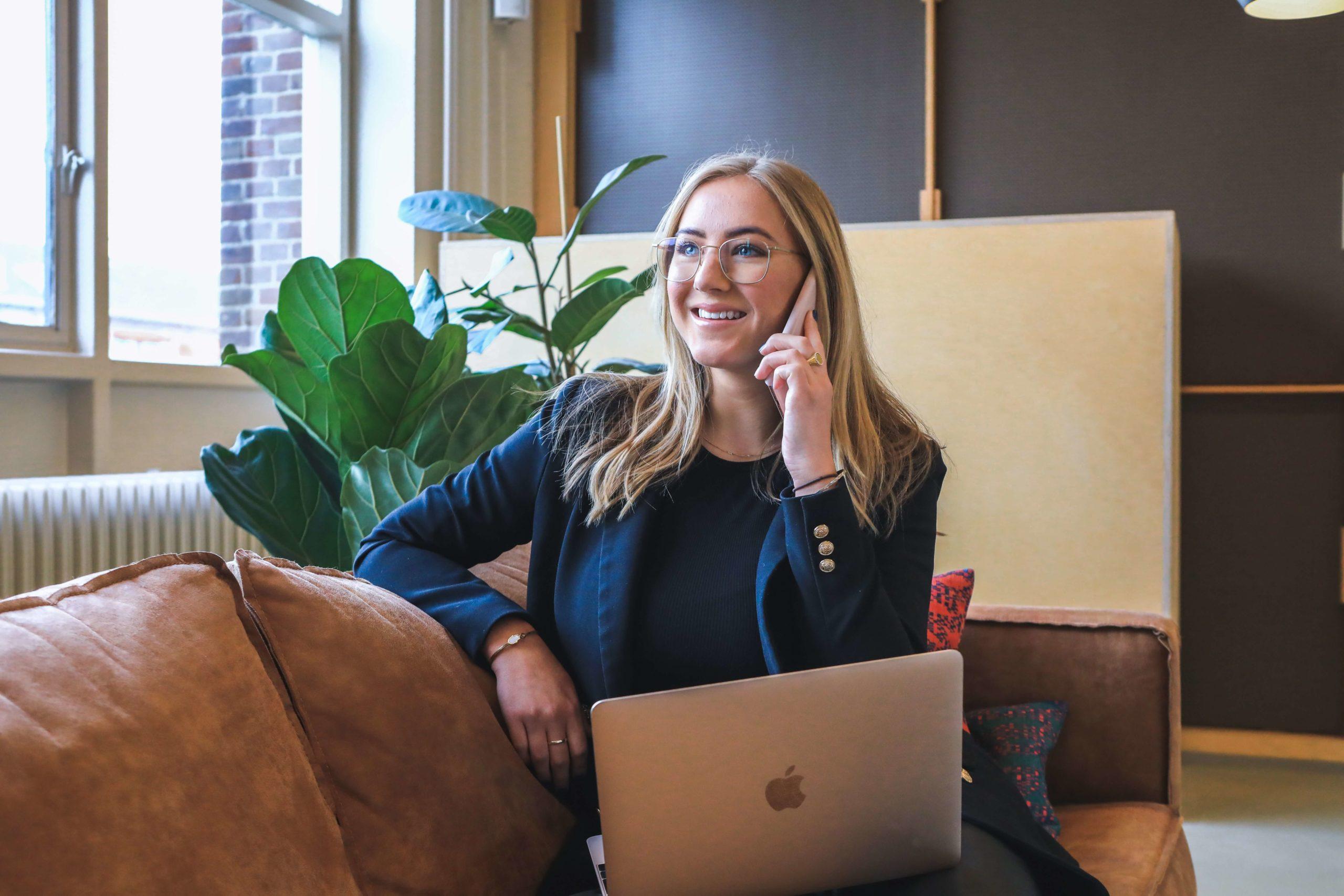 Kontakthalten mit Kunden